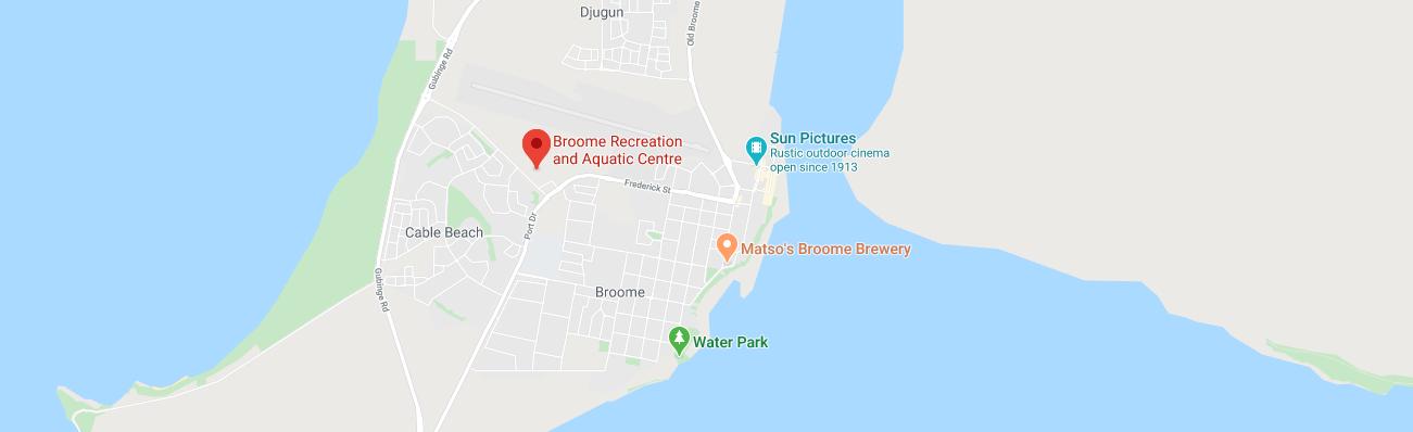 Broome Aquatic & Recreation Centre