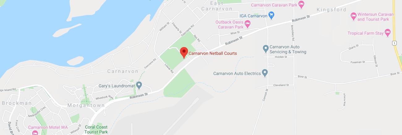 Carnarvon Netball Courts