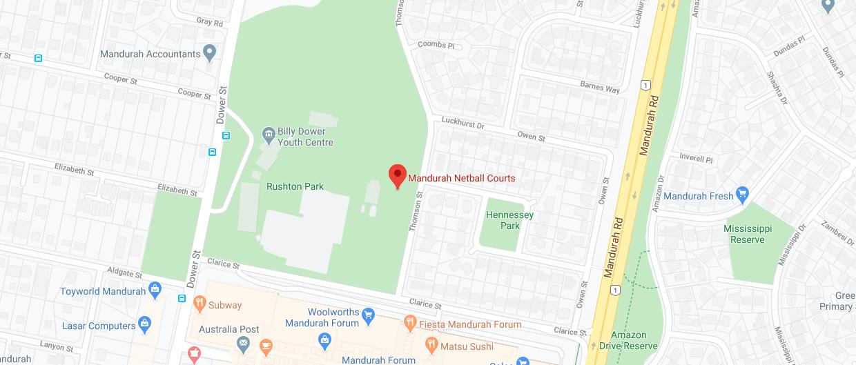 Mandurah Netball Courts