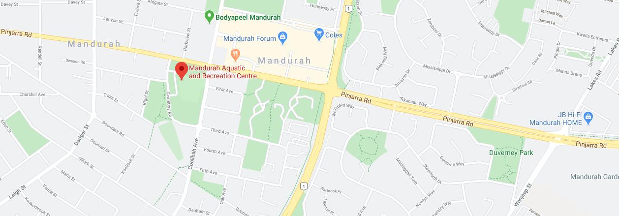 Mandurah Aquatic and Recreation Centre
