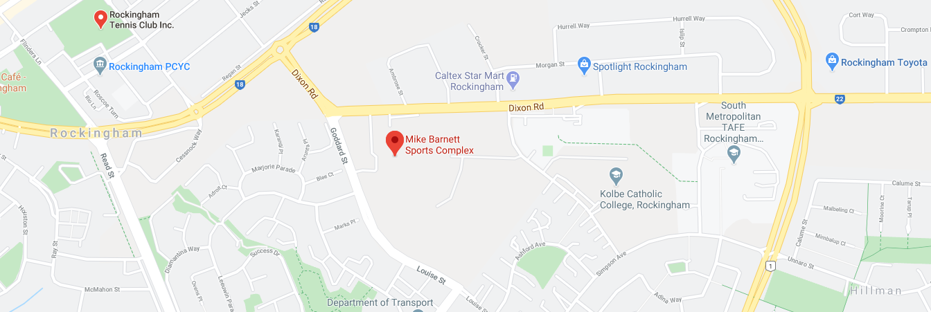 Mike Barnett Sports Complex