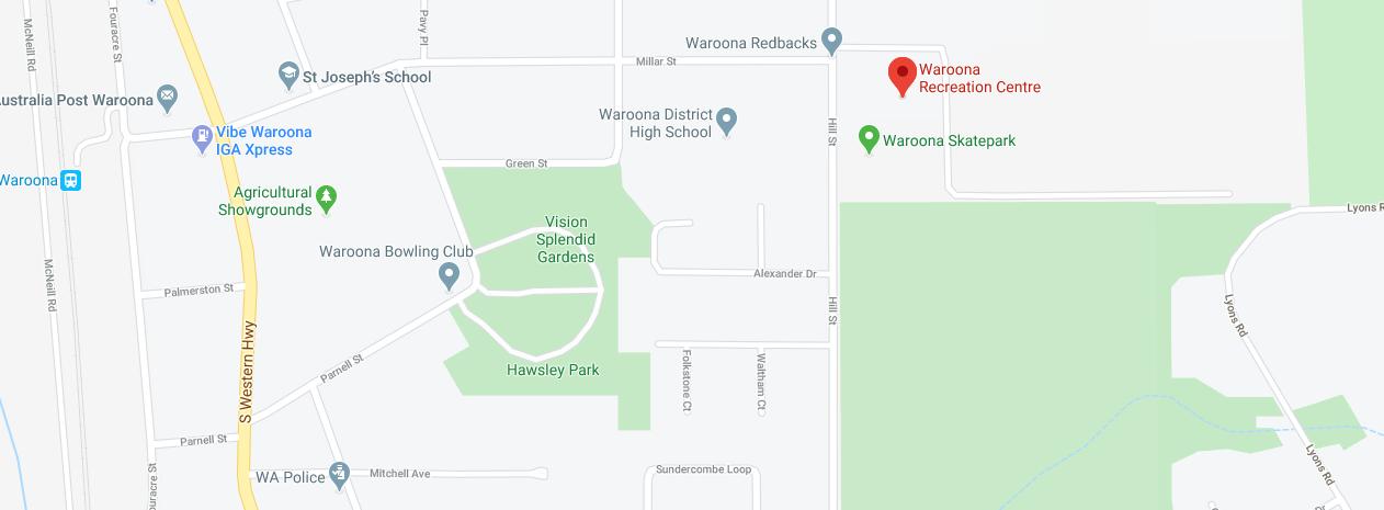 Waroona Recreation Centre