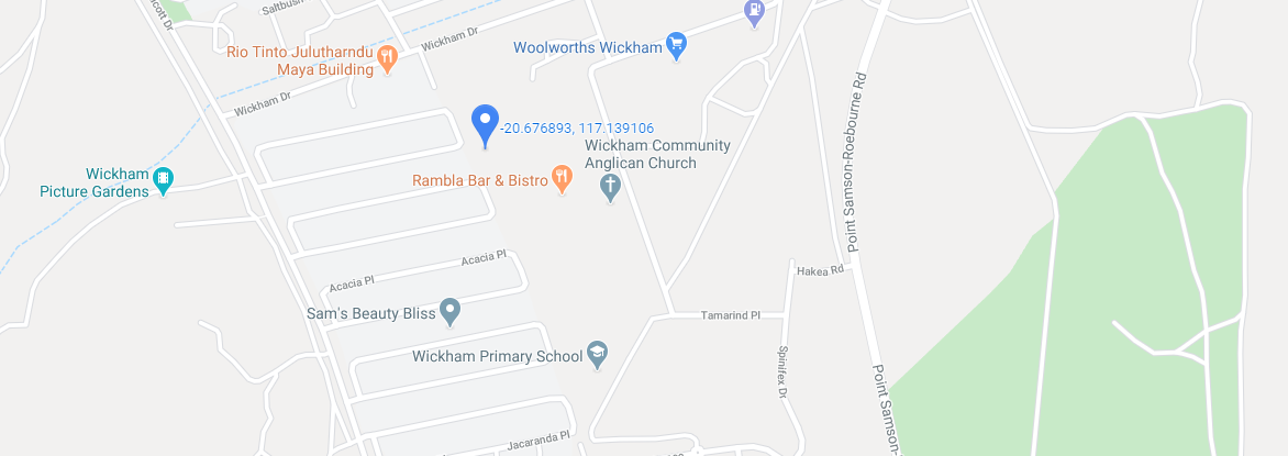 Wickham Netball Courts