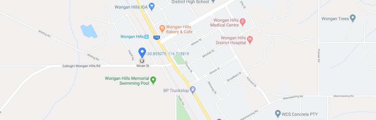 Wongan Hills Sports & Recreational Centre