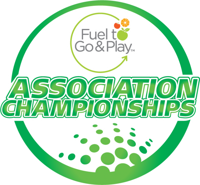 Fuel To Go & Play Association Championships Logo